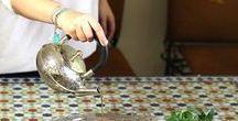 Coffrets théière (Teapot boxes) / Travel to Morocco with those wonderful Tea Set Boxes