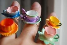 Handmade jewellery - Joyas manuales / by Inma Ruiz Parra