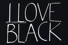 Classy in  A Black dress!