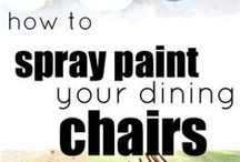DIY Fixes & Crafts / Helpful hints to make your new place uniquely your own!