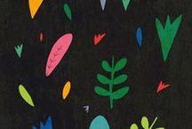 I love pattern desig / pattern design, geometric, shapes, colors