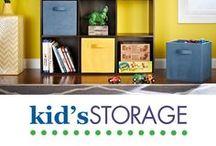 Kid's Storage  / by ClosetMaid
