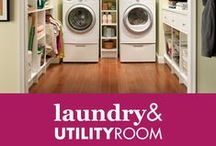 Laundry & Utility Rooms