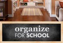 Organize for School
