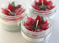 Beeswax candle-making / DIY beeswax candles : so creative and so easy to make.