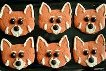 Baking for Charity / Ideas for creative cakes, biscuits and more for your charity bake sales!