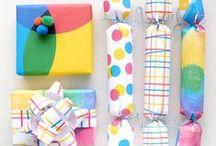 I love packaging design / presents, design, packaging