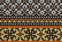 I love latvian folk design
