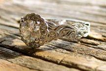 rings! / by Rebecca J. Hamilton