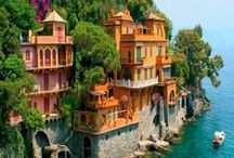 """Destinations To Visit / Where will you go """"one day""""? Why not add them to your 196 Destinations bucket list."""