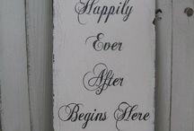 My perfect wedding / Wedding preps