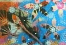 Mixed Media Art / Mixed media original paintings from Art2Arts online gallery.