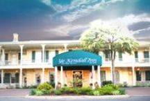 Historic Hotel - Ye Kendall Inn / Built in 1859, Ye Kendall Inn is full of history.  / by Ye Kendall Inn