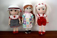 Amigurumi - Dolls