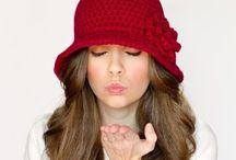 Crochet - Hats & Scarves
