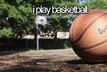 Basketballllllll!! <3 / by Mattie Kat