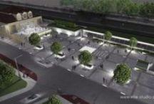 Public space design