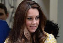 Kate's baby girl / Royal