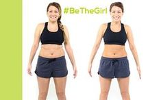 BodyLab's #BeTheGirl Challenge / Are you ready to rock your #BeTheGirl Challenge? Here you'll find recipes, tips, and motivation to stick your fitness and nutrition plans - you can do this!  Lose 10, Meet Jen!