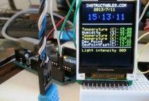 Arduino - Rasberry Pi - Electronic Projects / by Jeremy Carney