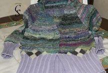 Cri e Scott handmade / I miei lavori a maglia e uncinetto