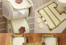 Home Crochet - Bathroom