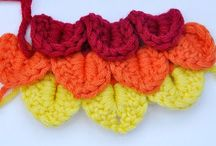 Crochet Stitches - Special Texture