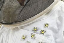 inpsiration // bees / bee inspiration and beekeeper and bee enthusiast gift ideas!