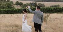 Real Wedding | Elle & Paul