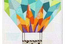 hot air balloon quilts