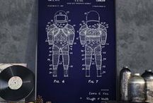 Technology and Other / Tech & Other Patent Posters