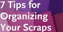 tips // fabric / tips and tricks for fabric. ideas for sewists, quilters and crafters.