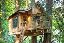 Tiny houses & Tree houses / by Murielle Ravemon