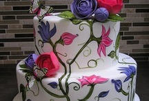 Cake, Fondant, Gumpaste / by Marilu Chaparro
