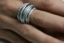 I love rings! / Rings I would like to buy / by The Frugal Exerciser