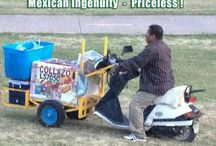 Mexican Problems / For All My Beautiful Mexican People Out There... Lets Laugh At Our Lives / by Ammy B.