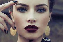 Makeup / Makeup ideas or makeup I've done / by Miriam Loya