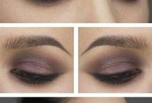 Augen Make-up / Augenmake-up Looks, Mascara Tests und Lidschatten Reviews