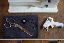 DIY ideas / by Vanessa Figur
