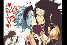Gajevy<3 / Gajeel + Levy <3