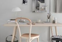 workspace / Workspace and office inspiration