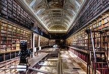 Bibliothèques - Librairies