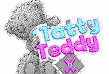 Tatty Teddy / milé obrázky macka