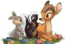 Bambi a spol.