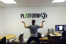 Our World / Behind the scenes of the Platform81 creative labs...