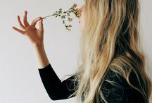 """Nature aesthetic / earth and spring 
