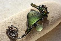 Seahorses / by Petra Bruin