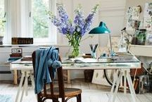 workspace/decor / by Kate Townsend