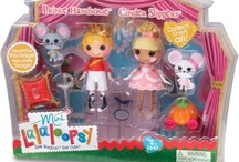 Lalaloopsy Wishlist / Some of my favorite Lalaloopsies.  I'd love to add some of these to my collection. :)