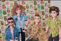 Barbie & Fashion Doll Custom Ideas